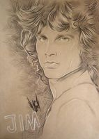 Jim Morrison by SweetChile