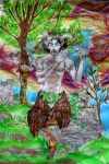 3. Satyr by chaosqueen122