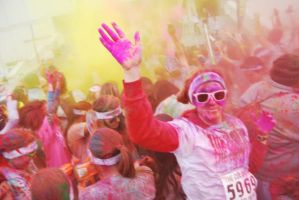 The Color Run 16 by SublimeBudd