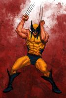 WOLVERINE WEDNESDAY - 08 by reau