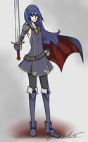 FE - Lucina by SummerSnowByKF