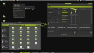 EX360A - GTK2 + Emerald by theRealPadster