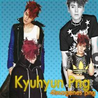 Kyuhyun png by krtes2703