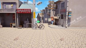 STAGE SIX - Peace Road Shopping District by webcat