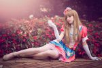 Garden Party - Kotori by MeganCoffey