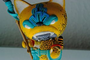 jaguar warrior new session 09 by Turuel
