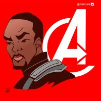 Sam Wilson by RickCelis