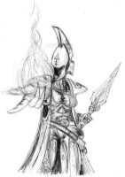 Farseer Pencil by Methiston