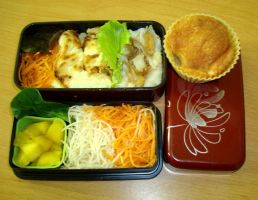 Taste ceremony for new bento box by Vetriz