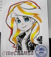 AX - Sunset Shimmer by theCHAMBA