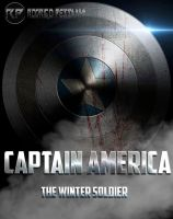 Captan America: The winter soldier by rodrigopessanha