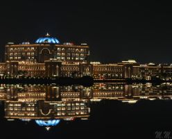 Emirates Palace by MatusMajer
