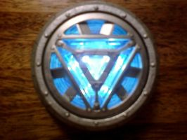 Modded Iron Man 2 Arc Reactor by gamera68