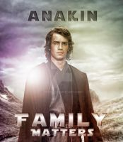 Anakin Skywalker by berds