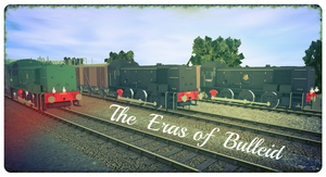 The Eras of Bulleid by Railroad-Workshops