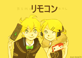 VOCALOID::Remote Control by vanipy05