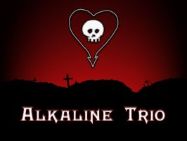 Alkaline Trio Good Mourning by farsidem4
