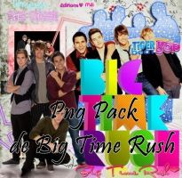 Big time rush png by MiliMacchi