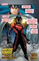 Superboy#18 pag01 color by dymartgd