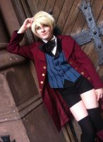Alois Trancy Cosplay by Euphoricosplay