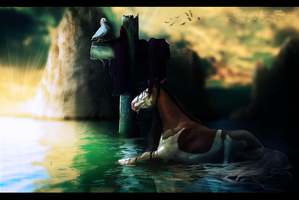 Washed in the Water by BlueHorseStudios