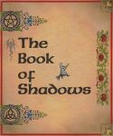 Book of Shadows cover page 1 by Sandgroan