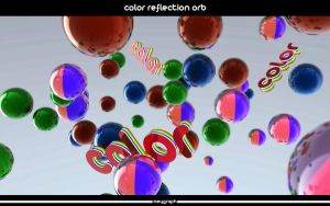 color reflection orb by MeyGraph