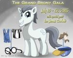Ian James Corlett (Grand Brony Gala) by skull-boy666
