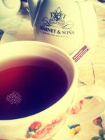 there is no bad time for a good tea by narare