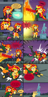 Mlp Eg Wake Up With A Monster Part 14 by Deidrax