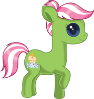 PC: Candy Wick - Chibi by Squeemishness