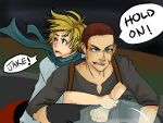 Hold on! by Ri-m