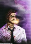 The Wolf Among Us Bigby Wolf by AmmyxDante