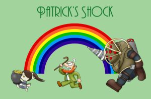 Patrick's Shock by Alice13th