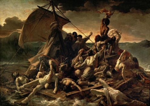 Raft of the Medusa 2012 by radoxist