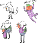 A Tomato And His Father by askBero