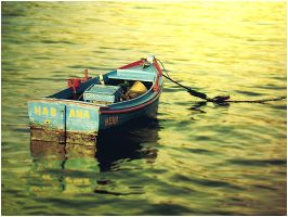 Habana-Small Fishing Boat by Crazito