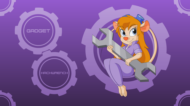 Gadget Wallpaper by Doctor-G