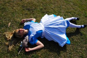Sleepy Alice cosplay by Sandman-AC