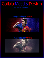 Collab Messi's Design by Wexxer