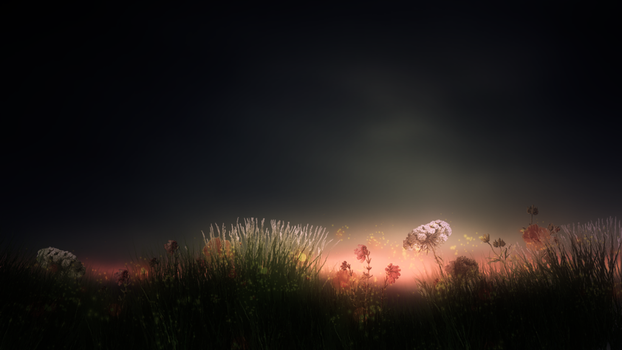 Meadow_once upon time by Marikobard