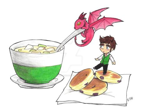 Welsh Recipes -12 by andrielisilien