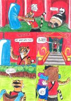 Captured tiger, hidden treasure page 1 by Levvvar