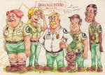 Welcome To Brickleberry! by Efalt