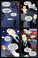 Lost and Found- TCR/Avengers Crossover Comic Pg 2 by Saturn-Kitty