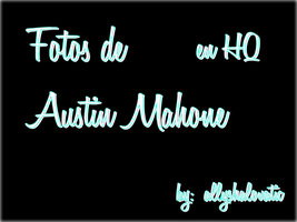 Fotos HQ de Austin Mahone by AllysshaLovatic