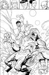 Cover to Invincible 35 by RyanOttley