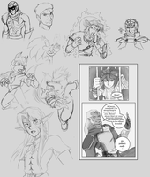 Super Sketch Bros. Brawl by SiscoCentral1915