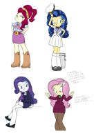 Equestria Girls: Misc by Siansaar