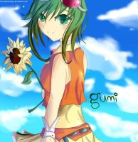 Gumi by SilverRevlis